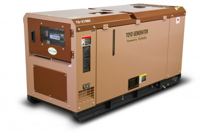 Дизельный генератор TOYO TG-21SBS