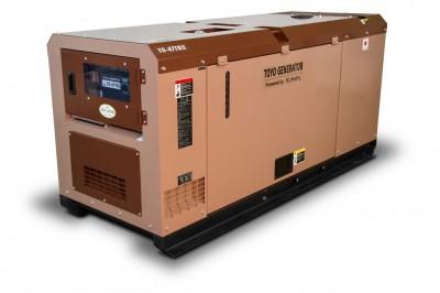 Дизельный генератор TOYO TG-47TBS