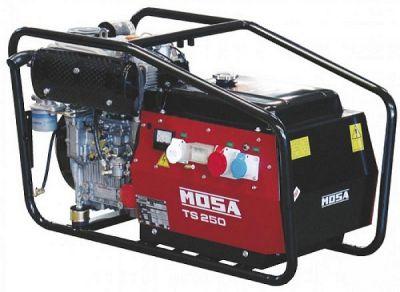 Дизельный генератор Mosa TS 250 D/EL
