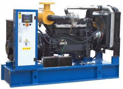 Дизельный генератор ТСС АД-120С-Т400-1РМ11 с АВР