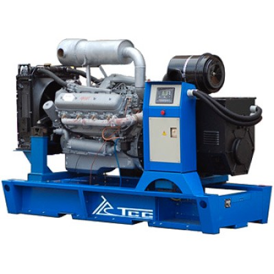 Дизельный генератор ТСС АД-200С-Т400-1РМ11 с АВР