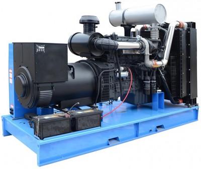 Дизельный генератор ТСС АД-250С-Т400-1РМ5 с АВР