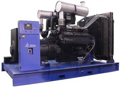 Дизельный генератор ТСС АД-400С-Т400-1РМ11 с АВР