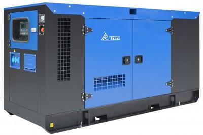 Дизельный генератор ТСС АД-40С-Т400-1РКМ11 с АВР