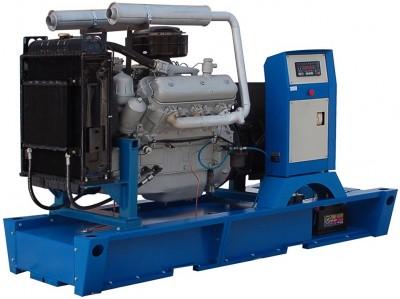 Дизельный генератор ТСС АД-60С-Т400-1РМ2 с АВР