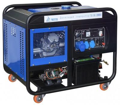 Дизельный генератор ТСС SDG 12000EH