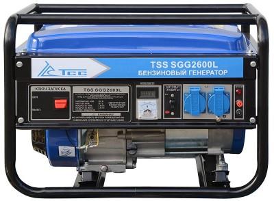 Бензиновый генератор ТСС SGG 2600E с АВР