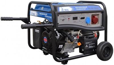 Бензиновый генератор ТСС SGG 7000 EH3 (новая модель) с АВР