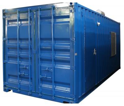 Дизельный генератор Energo ED 1540/400M в контейнере с АВР