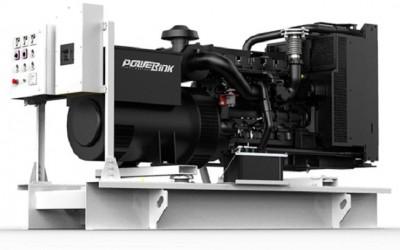 Дизельный генератор Power Link WPS250 с АВР