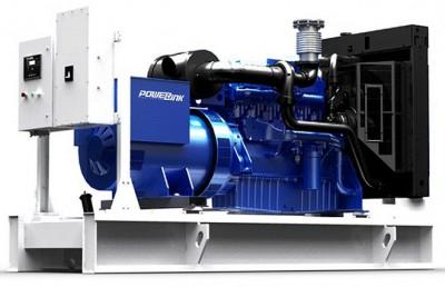 Дизельный генератор Power Link WPS400 с АВР