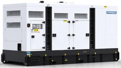 Дизельный генератор Power Link WPS600S с АВР