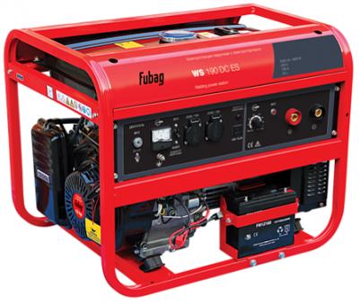 Сварочный генератор Fubag WS 190 DC ES