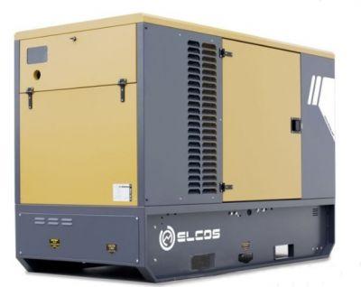 Дизельный генератор Elcos GE.CU.055/050.SS с АВР
