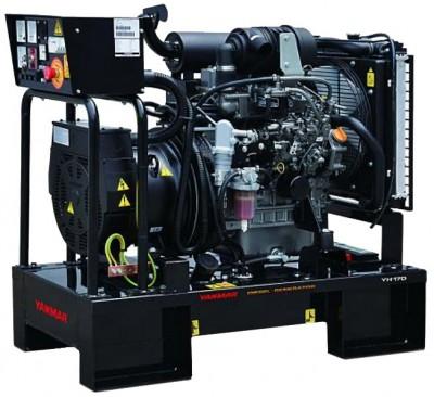 Дизельный генератор Yanmar YH 280 DTLA-5R с АВР