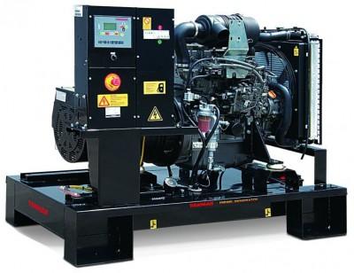 Дизельный генератор Yanmar YH 440 DTLA-5R