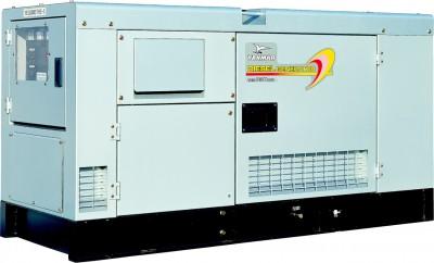 Дизельный генератор Yanmar YEG 400 DTHS-5B