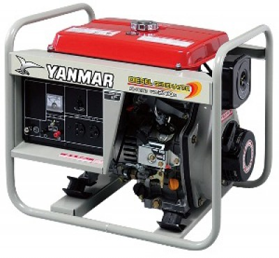 Дизельный генератор Yanmar YDG 2700 N-5EB2 electric