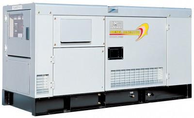 Дизельный генератор Yanmar YEG 500 DTHS-5B