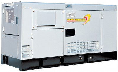 Дизельный генератор Yanmar YEG 500 DSHS-5B