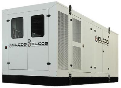 Дизельный генератор Elcos GE.MH.1130/1030.SS с АВР